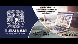 Conferencia de Marketing Digital en San Miguel de Allende