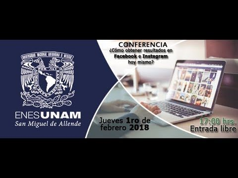Conferencia de Marketing Digital en San Miguel de Allende